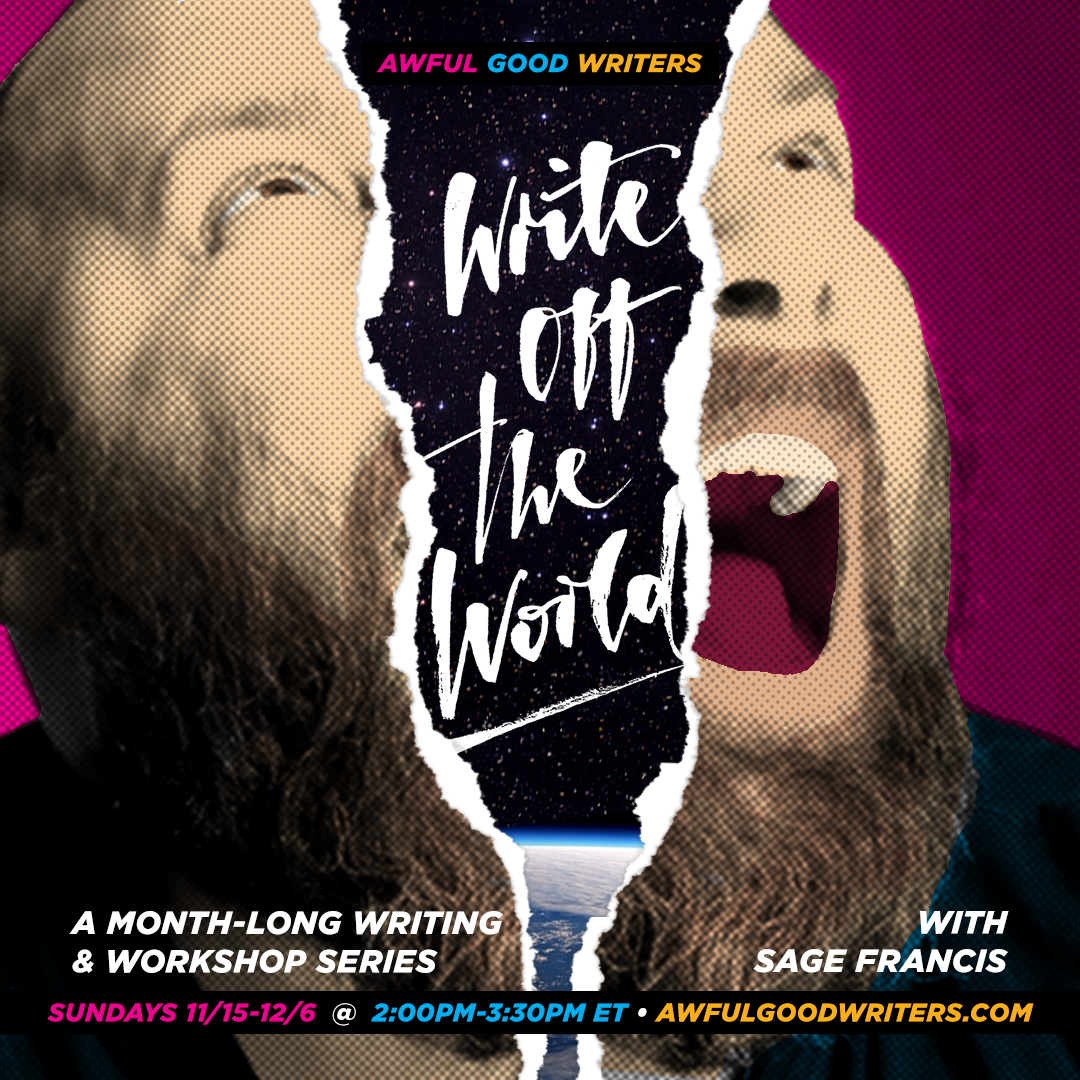 Sage Francis: Write Off the World