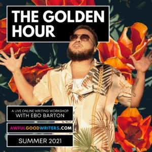 Ebo Barton: Golden Hour