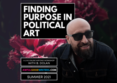 B. Dolan wants you to find your purpose