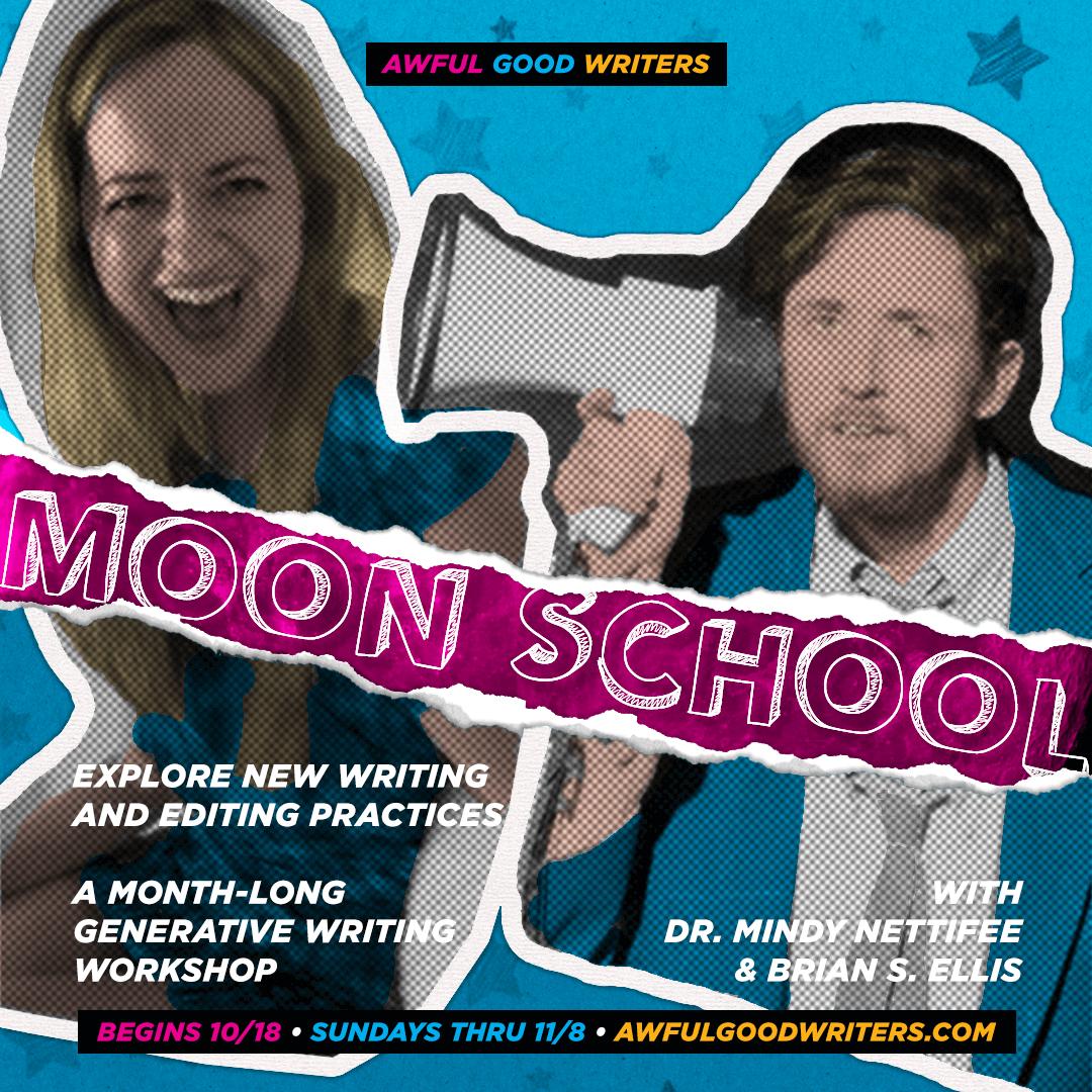 Mindy Nettifee & Brian S. Ellis: Moon School